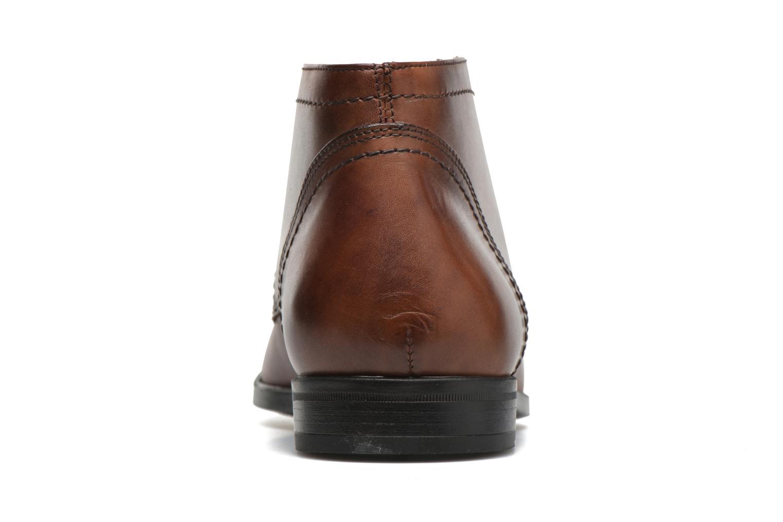 Boots en enkellaarsjes Marvin&Co Newent Bruin rechts