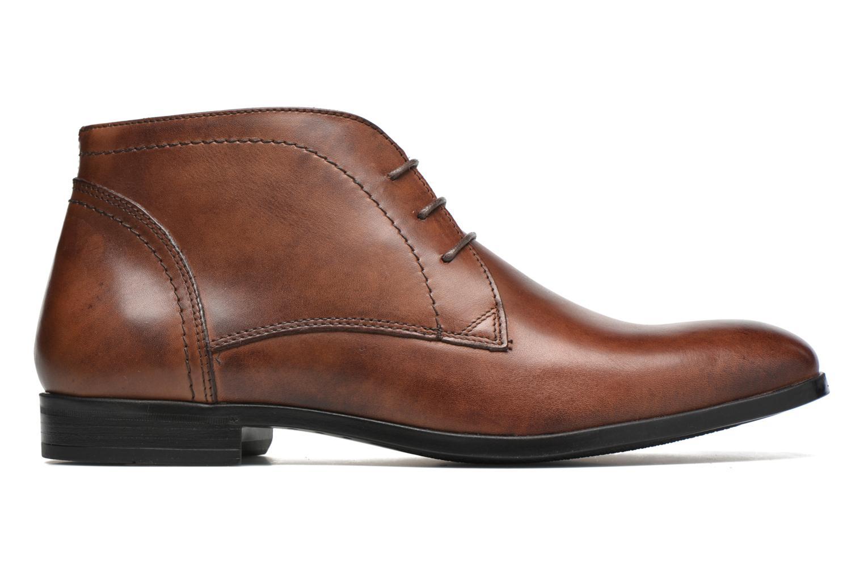Boots en enkellaarsjes Marvin&Co Newent Bruin achterkant