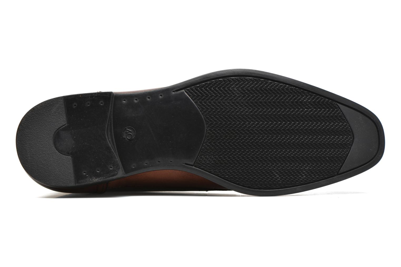 Bottines et boots Marvin&Co Newent Marron vue haut