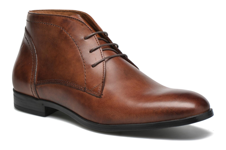 Boots en enkellaarsjes Marvin&Co Newent Bruin detail