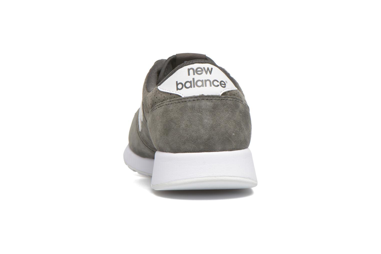 Baskets New Balance MRL420 Gris vue droite
