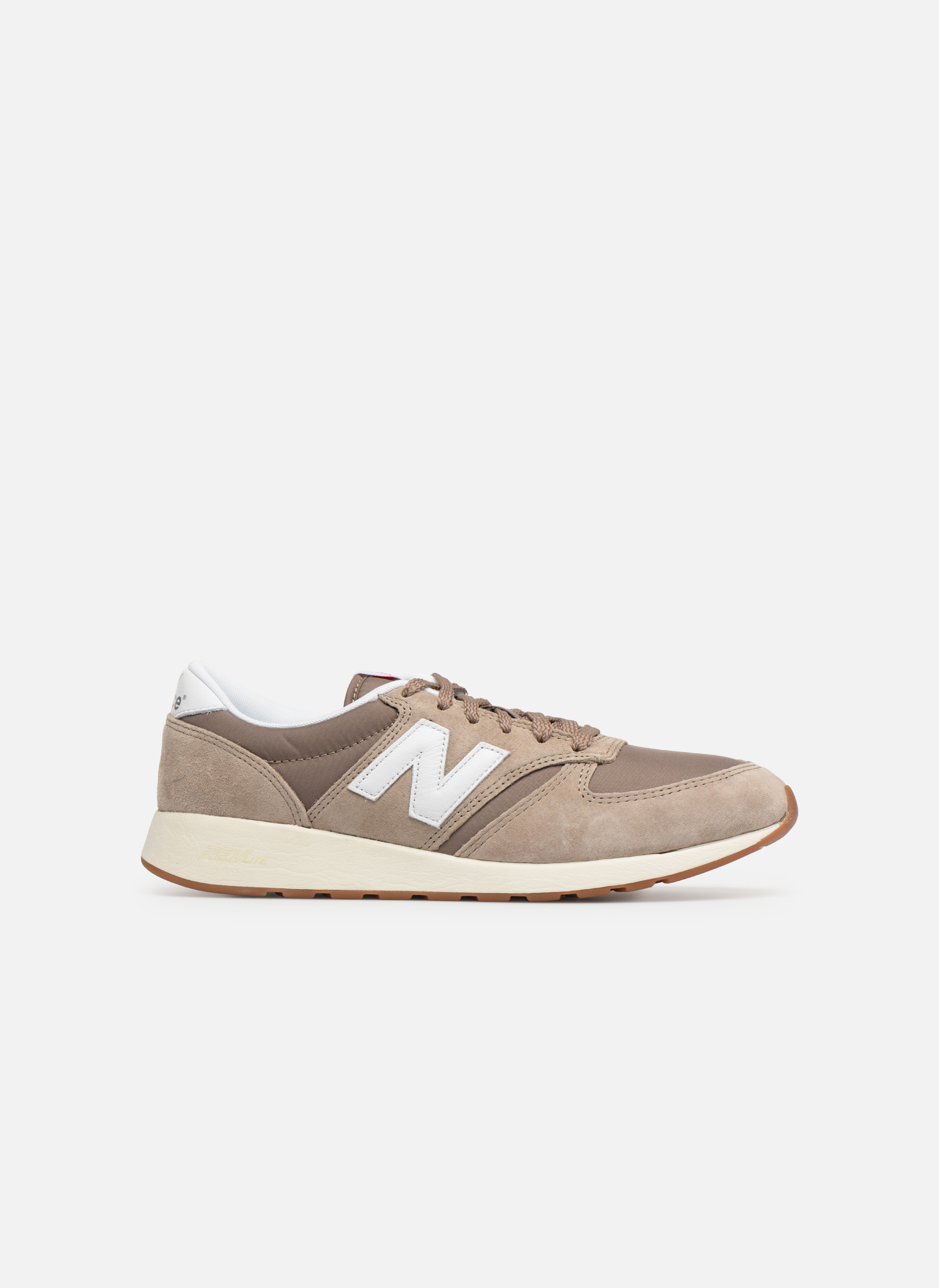 Sneakers New Balance MRL420 Bruin achterkant