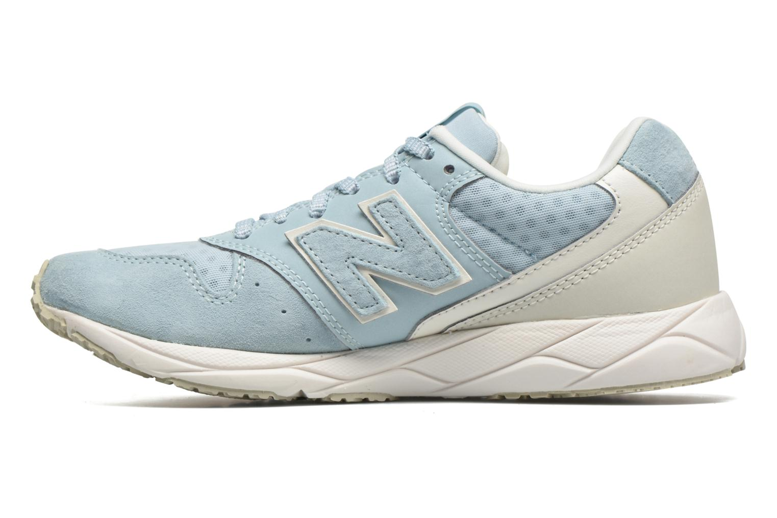 Baskets New Balance WRT96 Bleu vue face