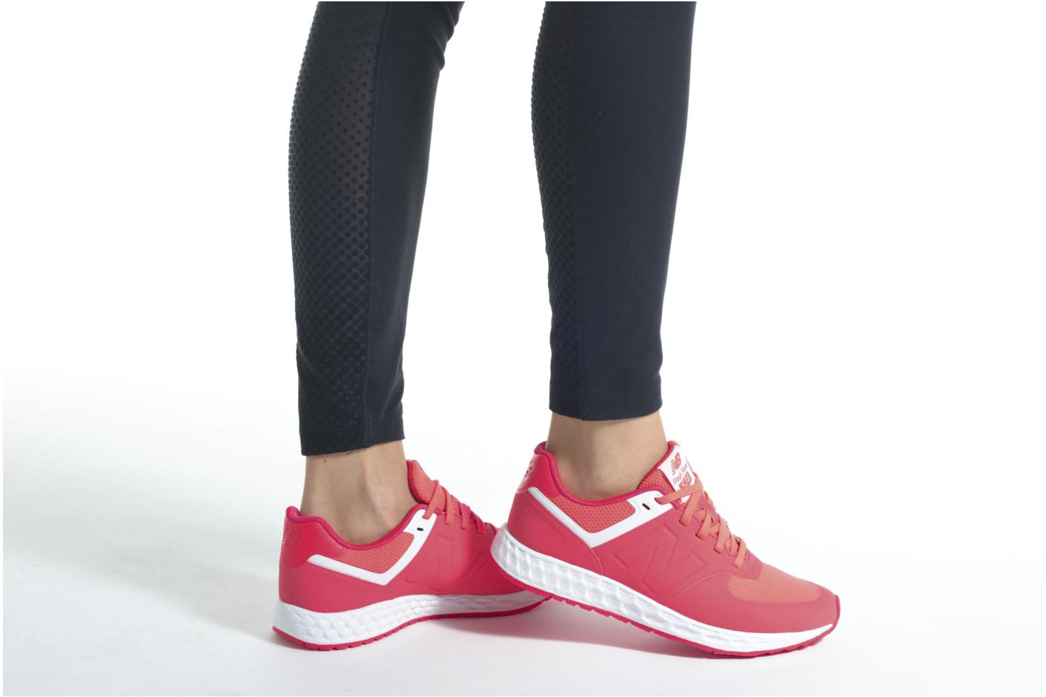 Sneakers New Balance WFL574 Roze onder