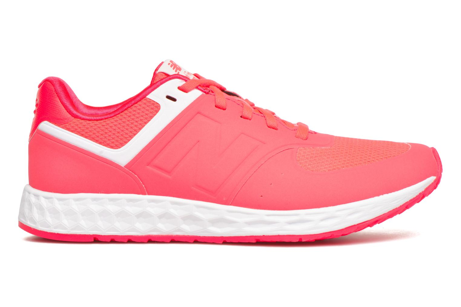 Sneakers New Balance WFL574 Roze achterkant