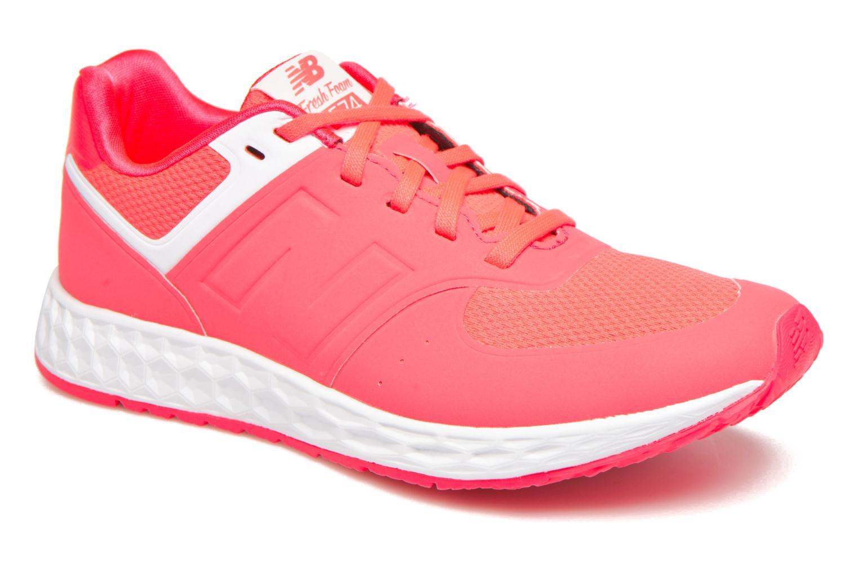 Zapatos promocionales New Balance WFL574 (Rosa) - Deportivas   Gran descuento