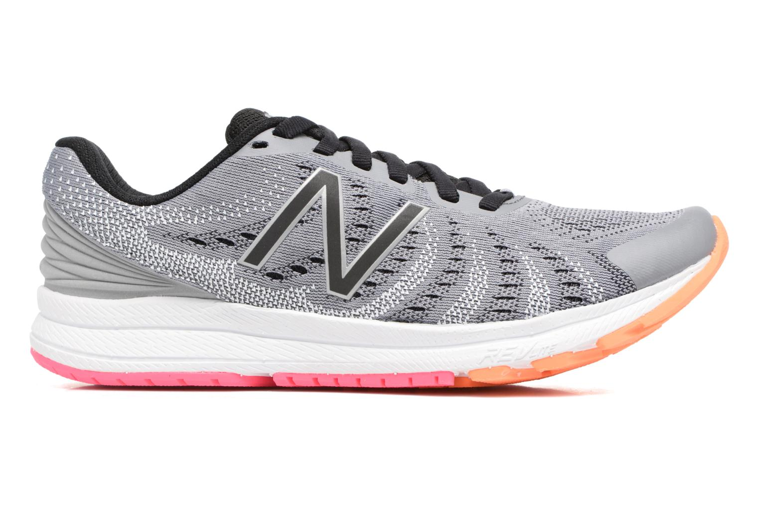 Sport shoes New Balance WRUSH Grey back view