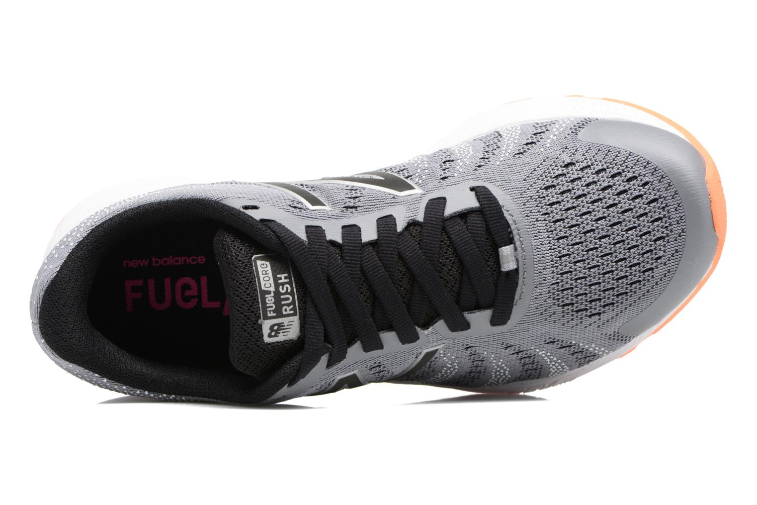 Sport shoes New Balance WRUSH Grey view from the left
