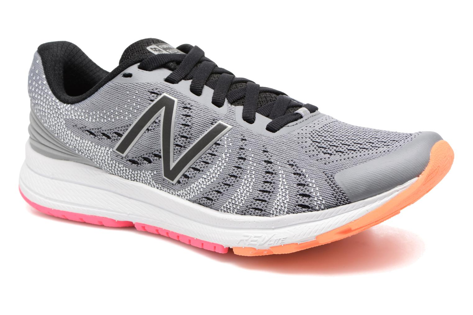 Sport shoes New Balance WRUSH Grey detailed view/ Pair view