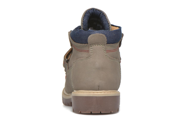 Bottines et boots Levi's Pimento Gris vue droite