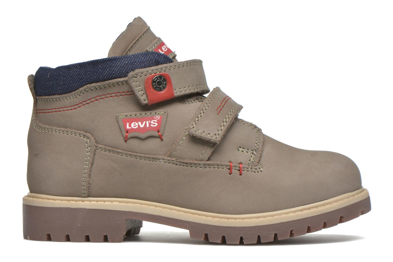 Bottines et boots Levi's Pimento Gris vue derrière