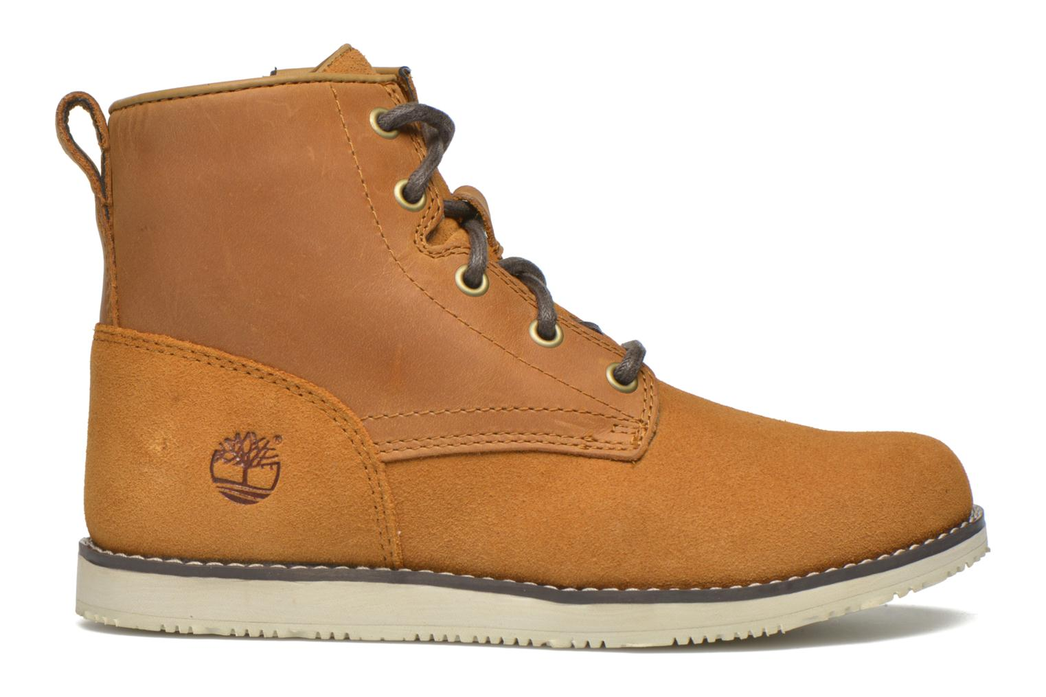 Newmarket Boot Wheat Saddleback
