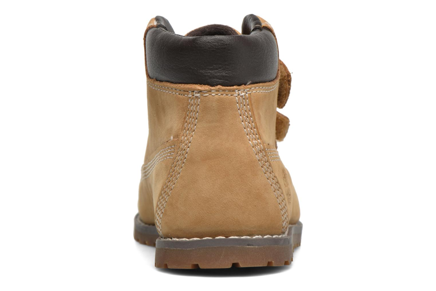 Bottines et boots Timberland Pokey Pine H&L Beige vue droite