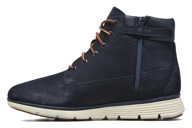 Boots en enkellaarsjes Timberland Killington 6 In Blauw voorkant