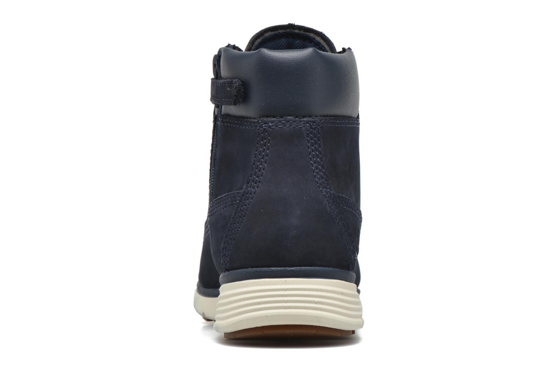Boots en enkellaarsjes Timberland Killington 6 In Blauw rechts