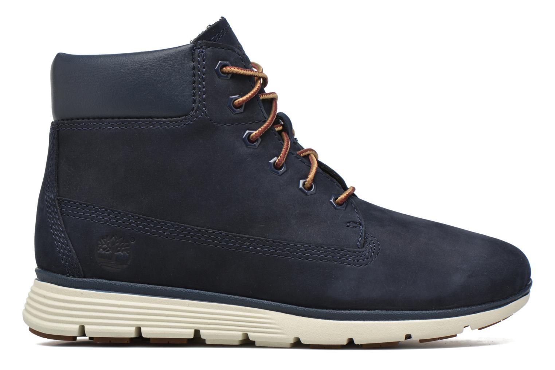 Boots en enkellaarsjes Timberland Killington 6 In Blauw achterkant