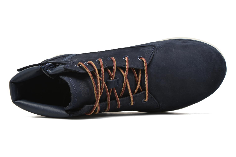 Boots en enkellaarsjes Timberland Killington 6 In Blauw links