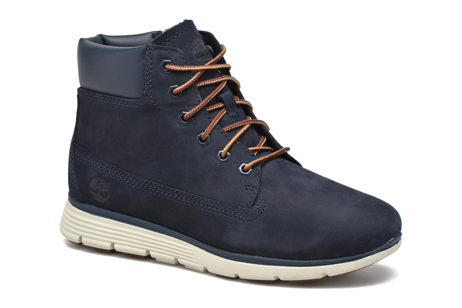 Bottines et boots Timberland Killington 6 In Bleu vue détail/paire