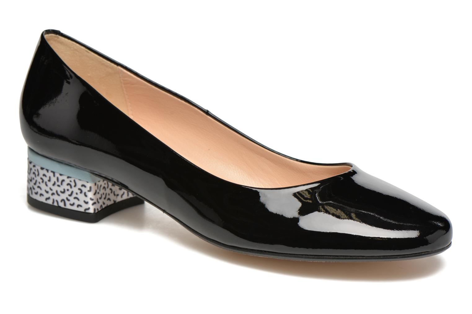 Ballet pumps Made by SARENZA Sugar Shoegar #10 Black view from the right