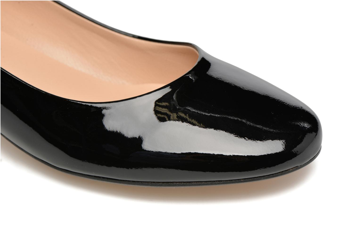Ballet pumps Made by SARENZA Sugar Shoegar #10 Black view from the left