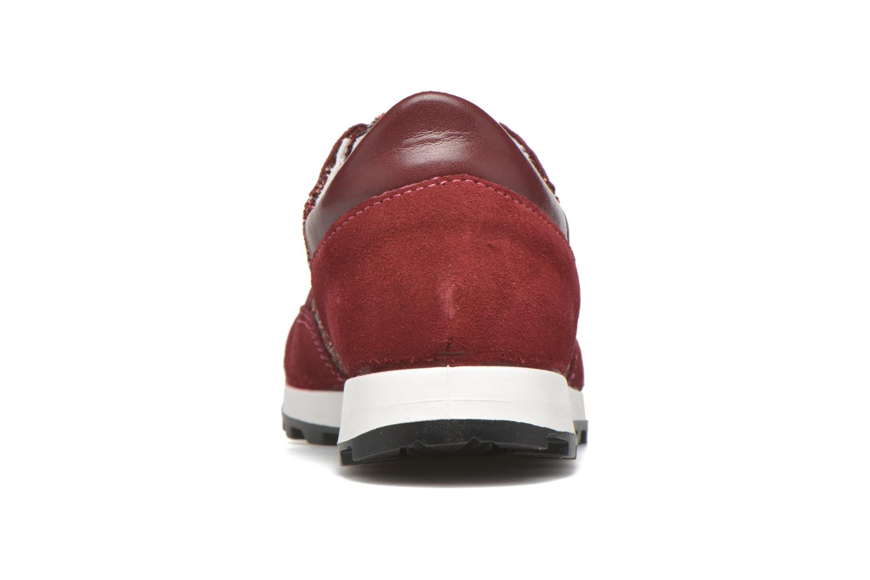 Sneakers Georgia Rose Skipo Bordò immagine destra