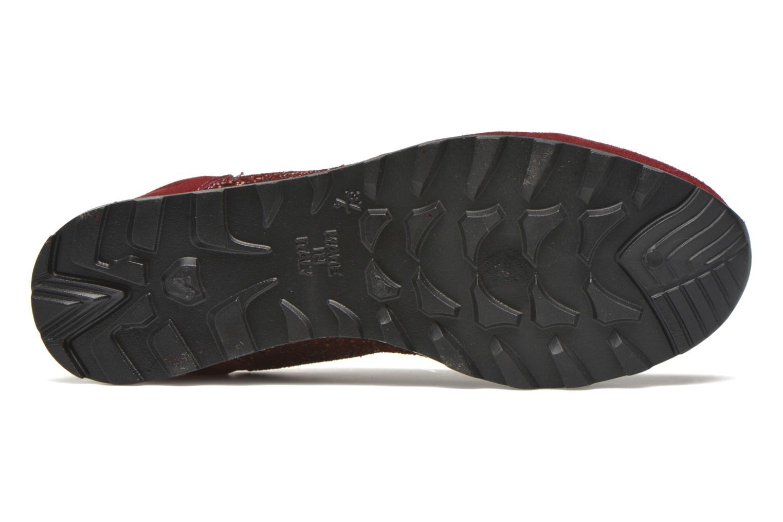 Sneakers Georgia Rose Skipo Bordò immagine dall'alto