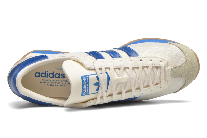 Baskets Adidas Originals Country Og Blanc vue gauche