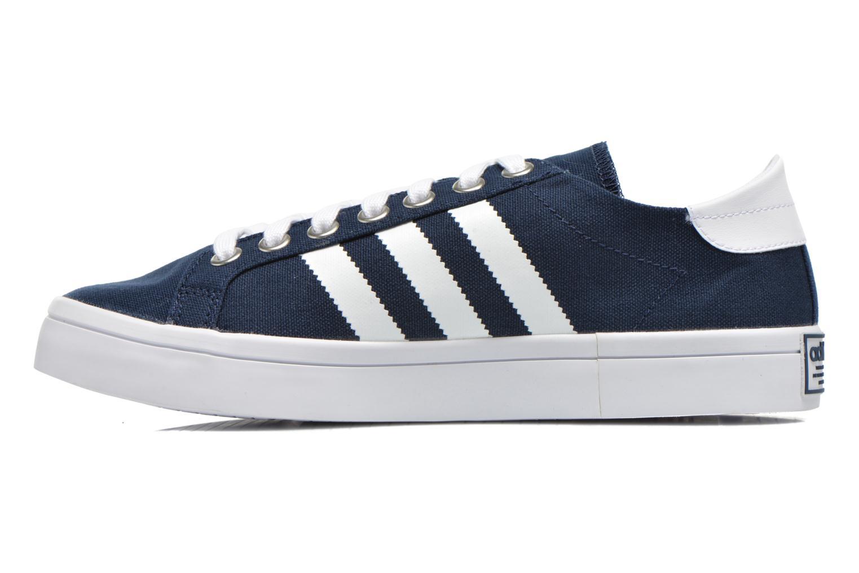 Sneakers Adidas Originals Court Vantage Blauw voorkant