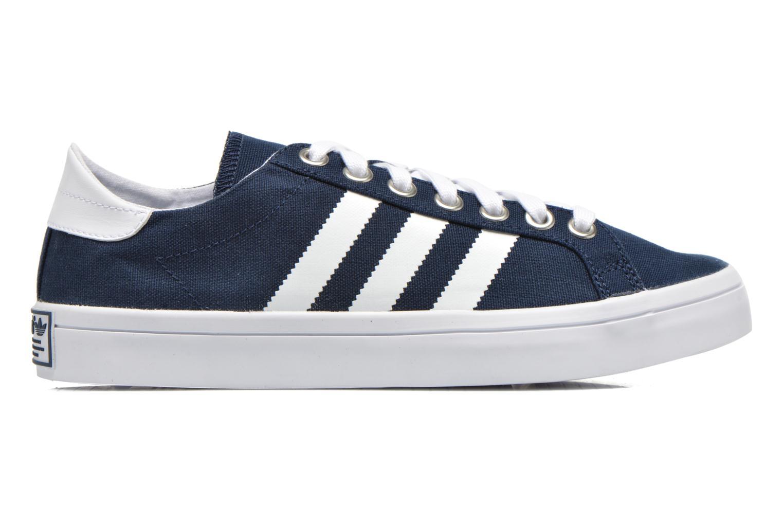 Sneakers Adidas Originals Court Vantage Blauw achterkant