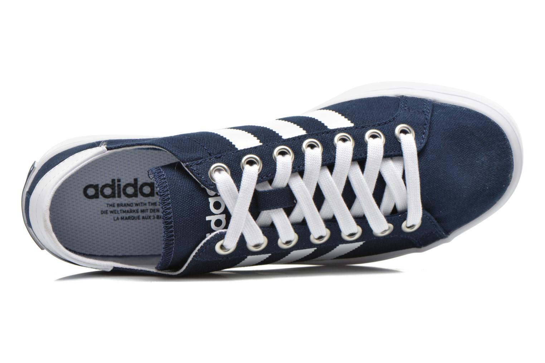 Sneakers Adidas Originals Court Vantage Blauw links