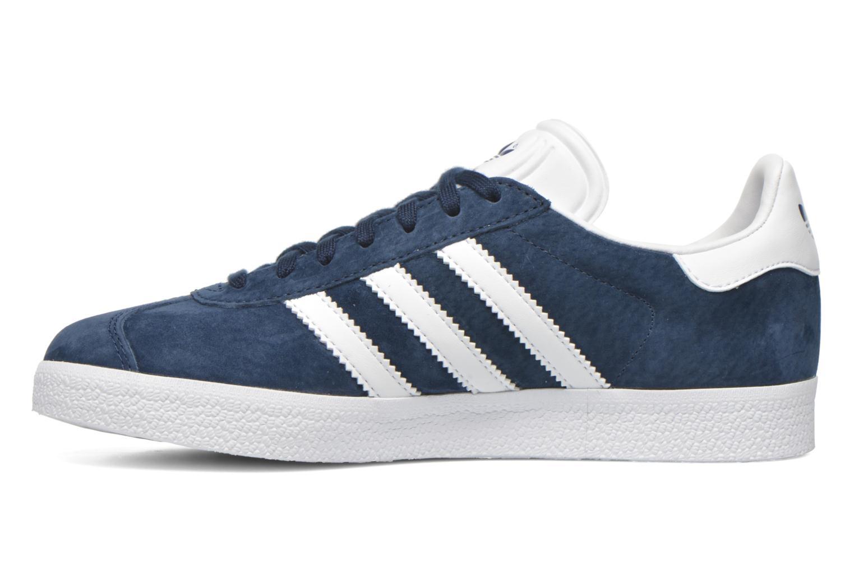 Sneakers Adidas Originals Gazelle W Azzurro immagine frontale