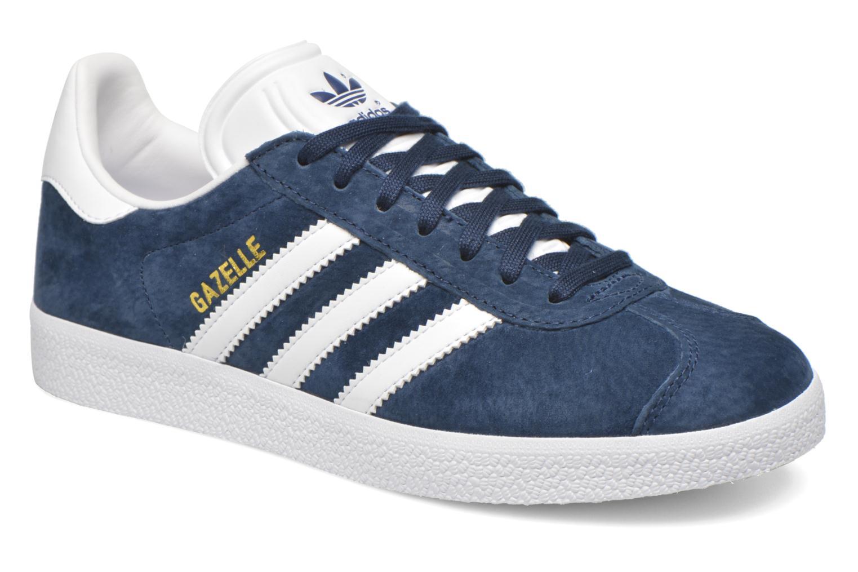 Grandes descuentos últimos zapatos Adidas Originals Gazelle W (Azul) - Deportivas Descuento