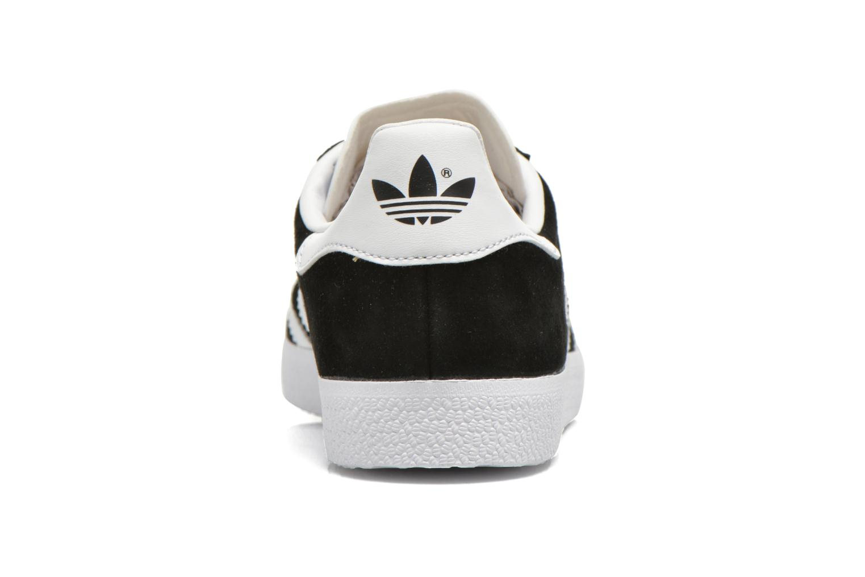 Sneakers Adidas Originals Gazelle W Nero immagine destra