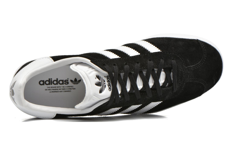 Sneakers Adidas Originals Gazelle W Nero immagine sinistra
