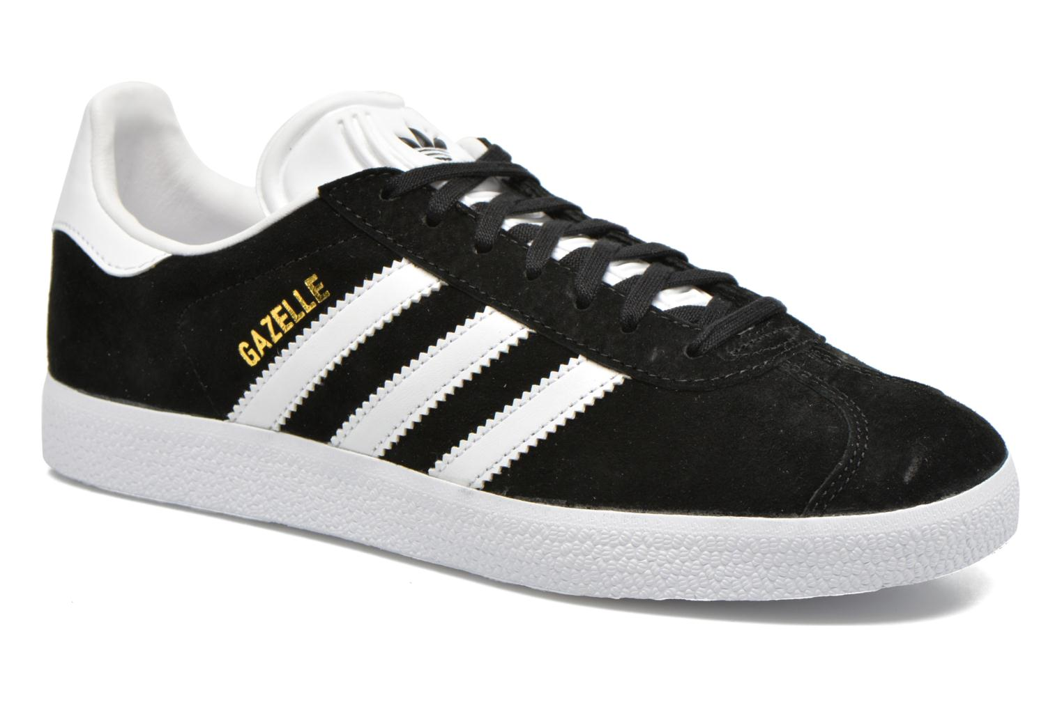 Adidas Originals Gazelle W (Gris) - Baskets chez Sarenza (288641)