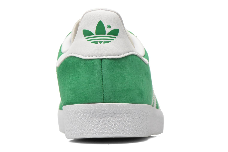 Gazelle W Vert Blanc Ormeta