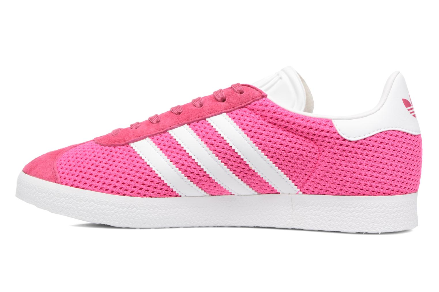 Sneakers Adidas Originals Gazelle W Rosa immagine frontale