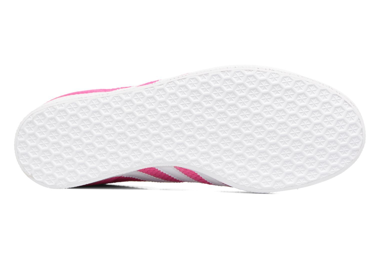Sneakers Adidas Originals Gazelle W Rosa immagine dall'alto