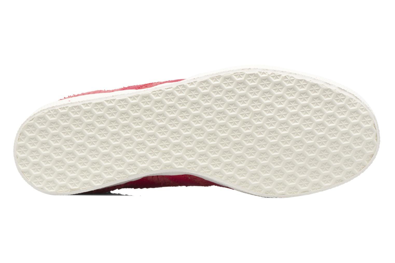 Sneakers Adidas Originals Gazelle W Rosso immagine dall'alto