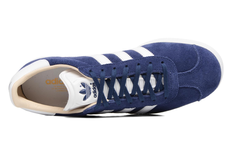 Sneakers Adidas Originals Gazelle W Blauw links