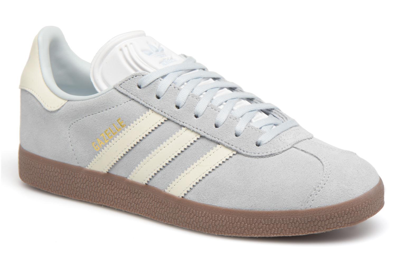 Zapatos promocionales Adidas Originals Gazelle W (Azul) - Deportivas     Venta de liquidación de temporada 4bcdf5