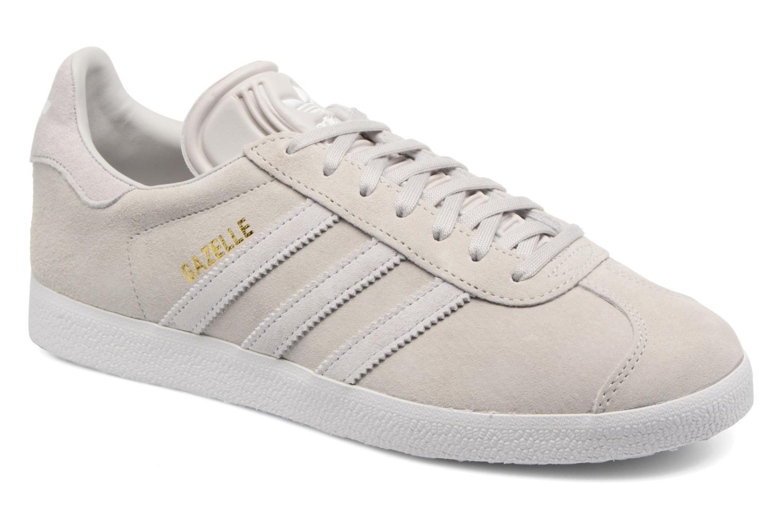 Adidas Originals Gazelle W (Gris) - Baskets chez Sarenza (323149)