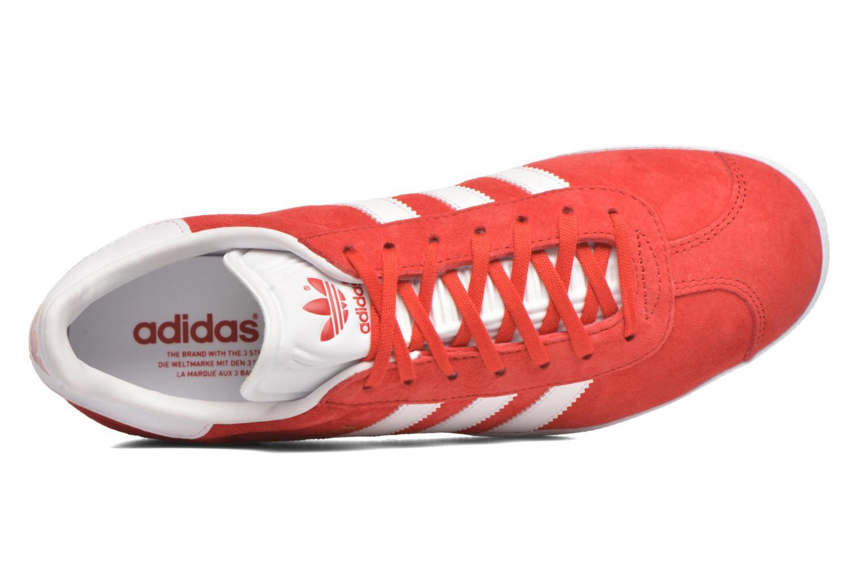 Sneakers Adidas Originals Gazelle Rood links