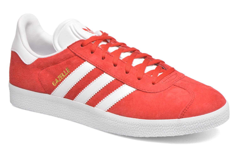 Adidas Gazelle Röda
