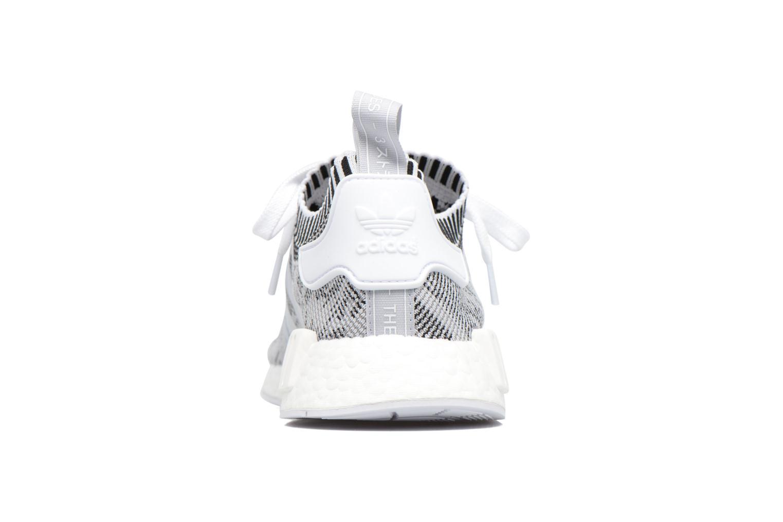 Sneaker Adidas Originals Nmd_R1 Pk grau ansicht von rechts