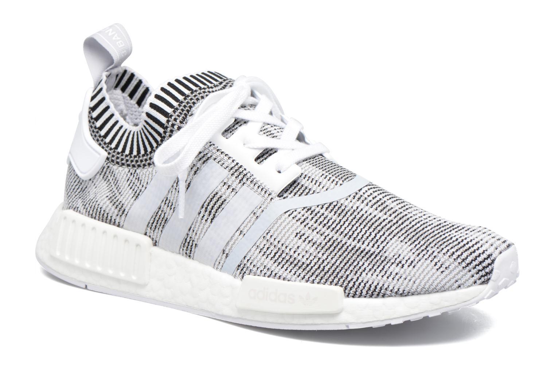 Sneaker Adidas Originals Nmd_R1 Pk grau detaillierte ansicht/modell