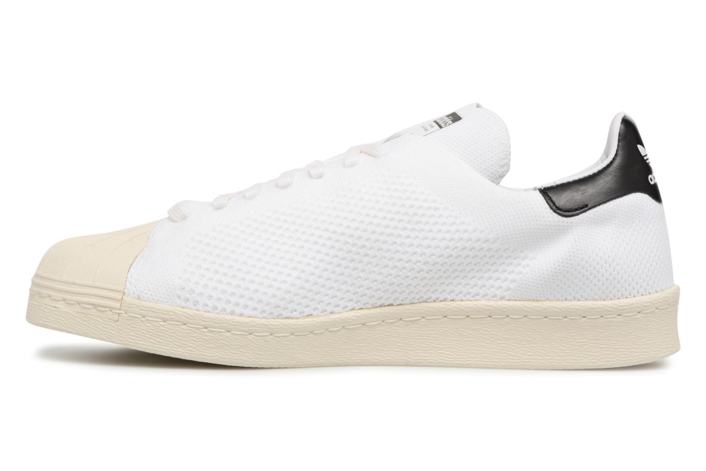 Baskets Adidas Originals Superstar 80S Pk Blanc vue face