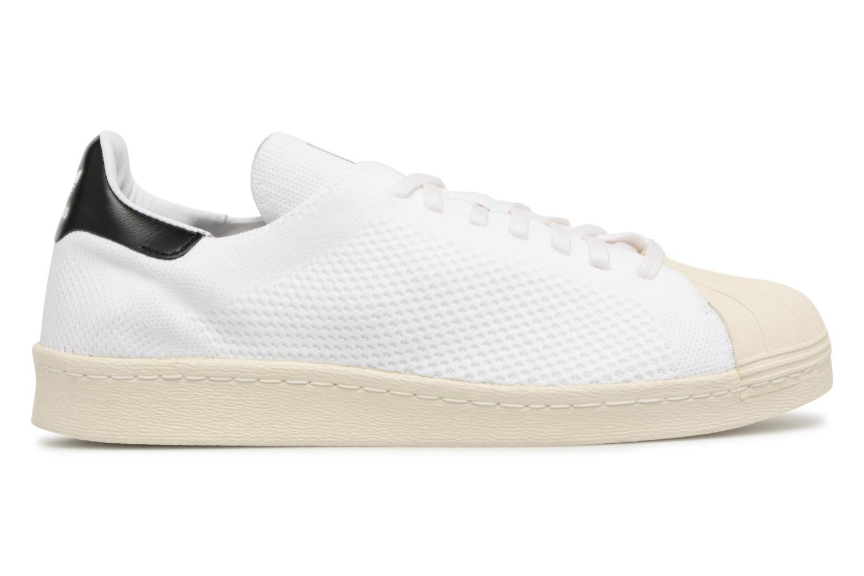 Baskets Adidas Originals Superstar 80S Pk Blanc vue derrière