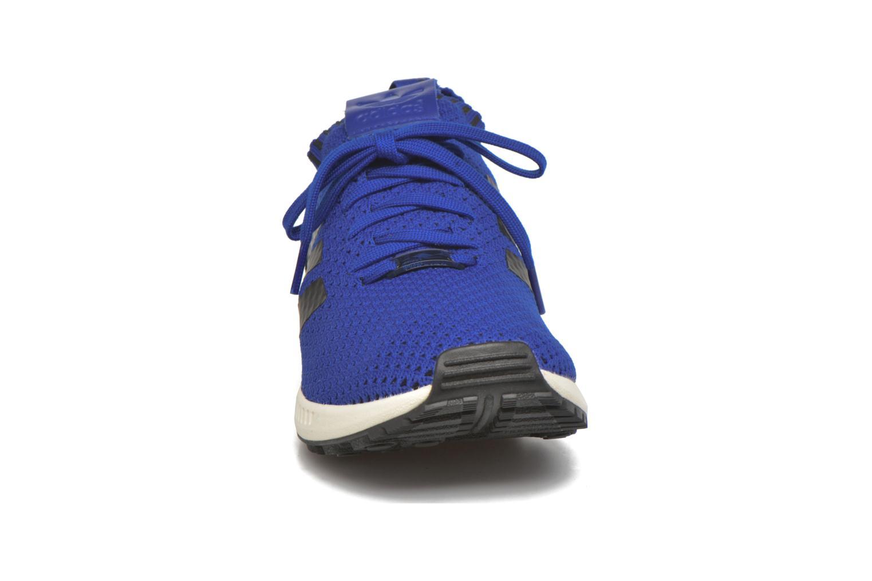 Baskets Adidas Originals Zx Flux Pk Bleu vue portées chaussures