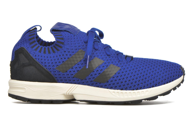 Baskets Adidas Originals Zx Flux Pk Bleu vue derrière